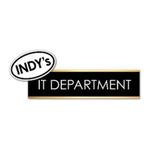 Indy's IT Department Logo