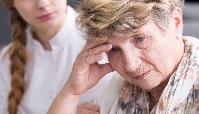 Seniors Concerned About Contracting COVID-19